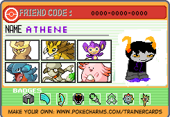 Athene's Trainer Card by Destroyah93