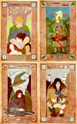 Fellowship Seasons by Verdego