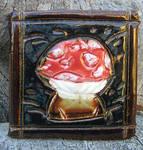 Small Mushroom Tile