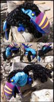 Toucan Puppet