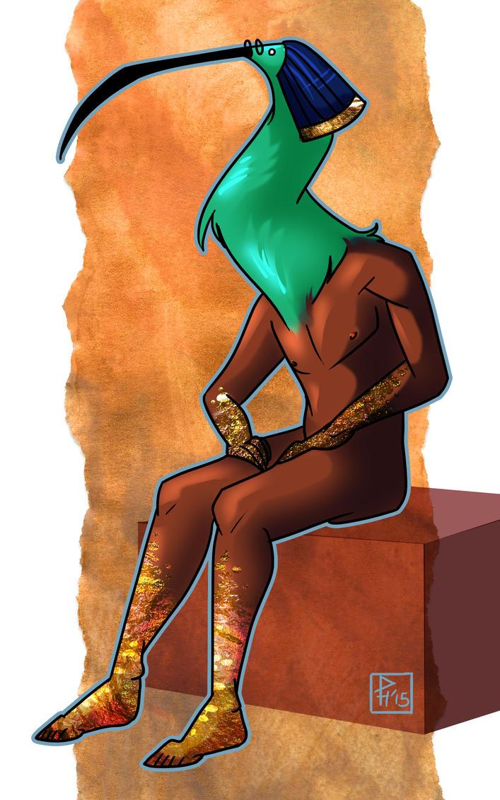 Thoth by Verdego