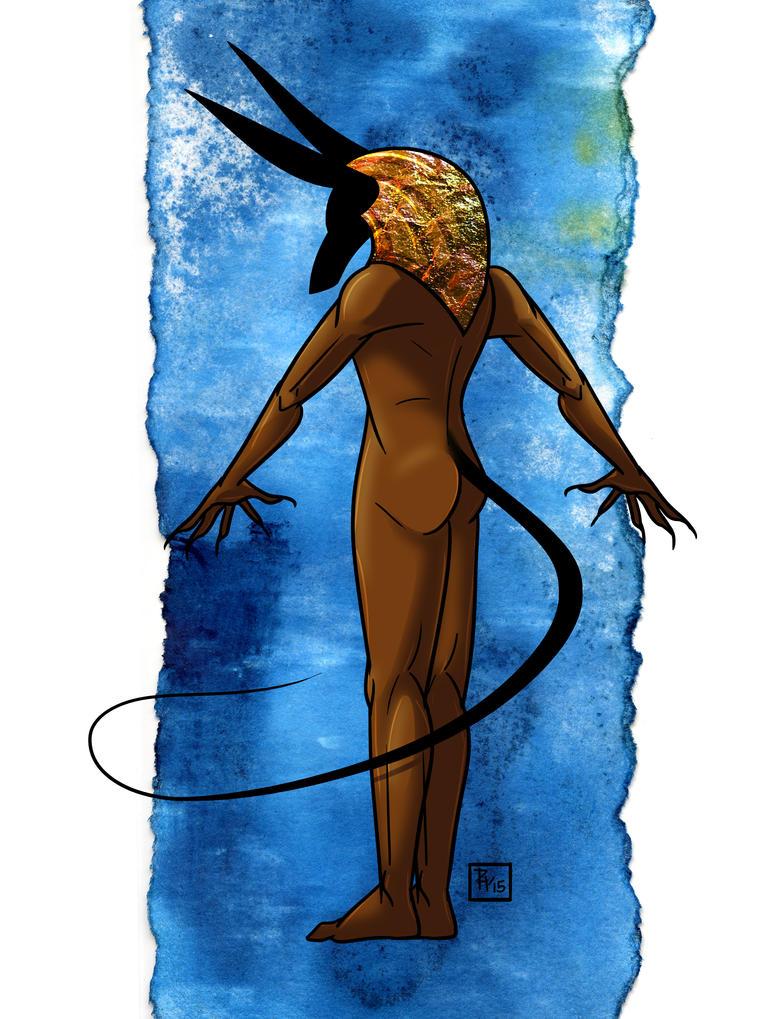 Anubis by Verdego