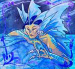 Ocean God Rahab