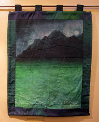 The Other Side of the River Tapestry by Verdego