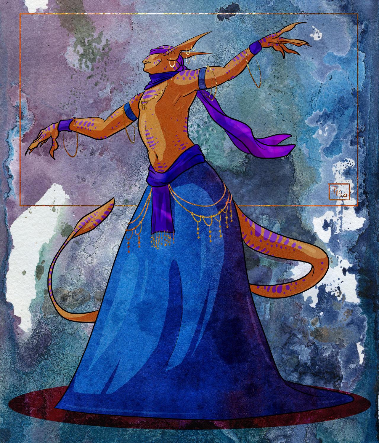 Farrow Dancing