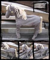 Golden the Pony Boy by Verdego