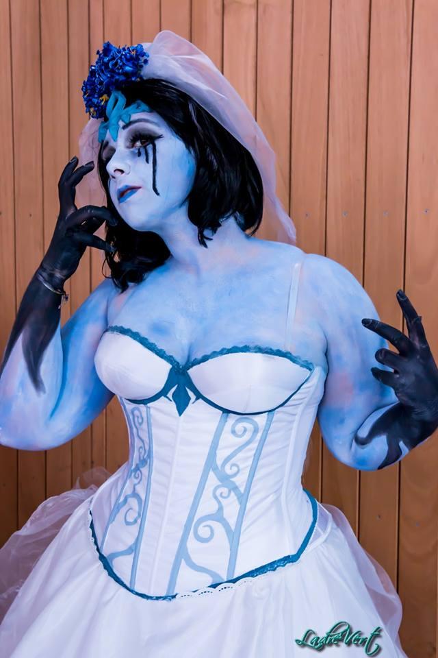 morgana ghost bride cosplay LOL by Cherrywa