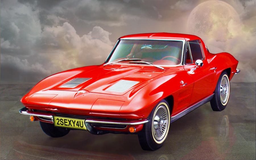 corvette stingray 1963 by 55cancri on deviantart. Cars Review. Best American Auto & Cars Review
