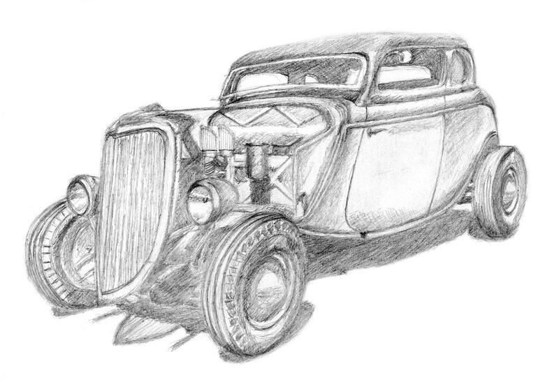 old car by bulbpuls on DeviantArt