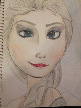 Elsa is a Stress Reliever