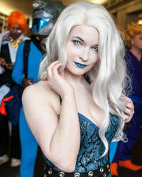 Killer Frost by KoiFishAsylum