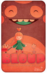 Affiche - Bloup by minouch