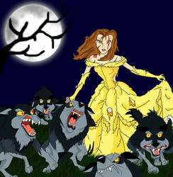 Belle, the wolf tamer