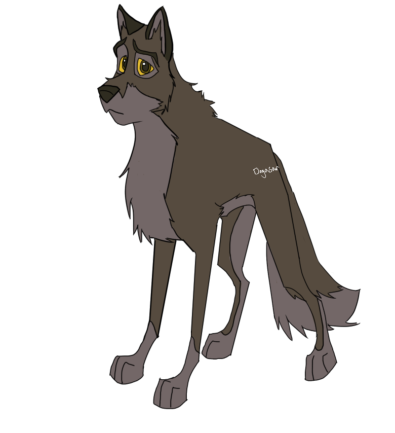 balto by dogasaur on deviantart