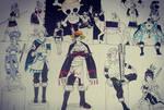 One Piece by beniyorunii