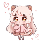 [C] Chibi Cutie by rynbun