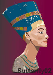 Nefertiti by Butterfly02
