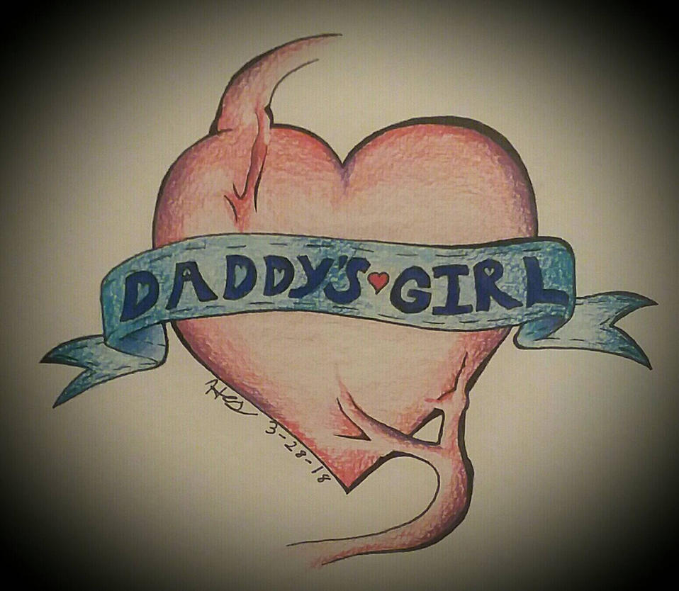 Daddy's Girl by HESEuthyphro