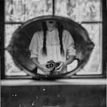 self-portrait with camera
