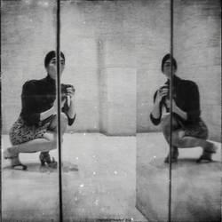 :a la Vivian Maier project: by RapidHeartMovement