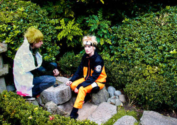 4-10-08 Naruto Photoshoot 13 by StickmanRVR