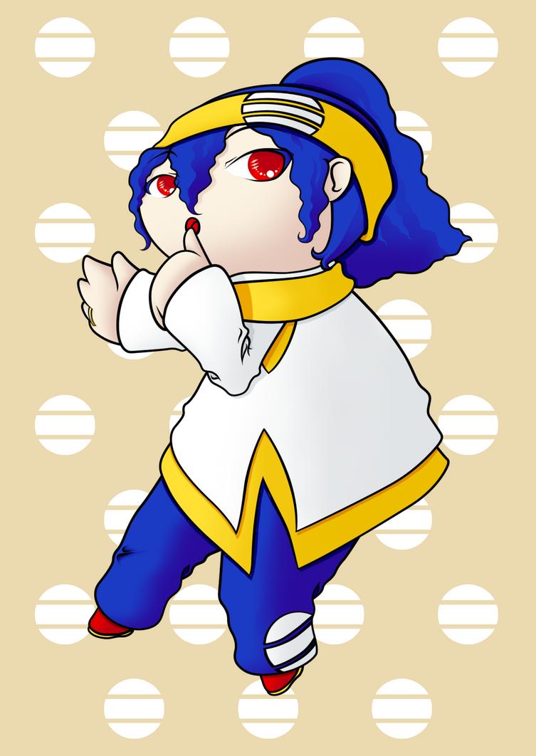Ex-Dillar-Color1 by kowai-usagi