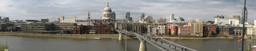 Look Out London by nemoorange