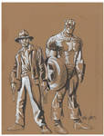 American Icons: Captain America and Indiana Jones