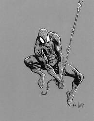 Spider-Man 2 by Mike Harris by SequentialTreasures