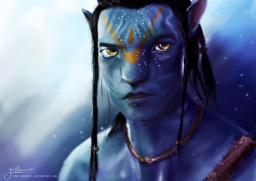 Jake sully avatar by yorinarpati