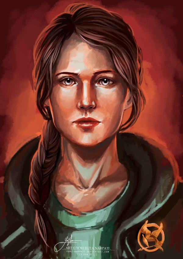 Katniss Everdeen by YoriNarpati