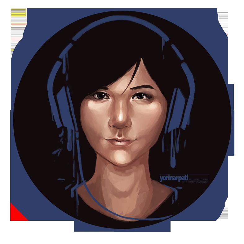 Self Portrait by YoriNarpati