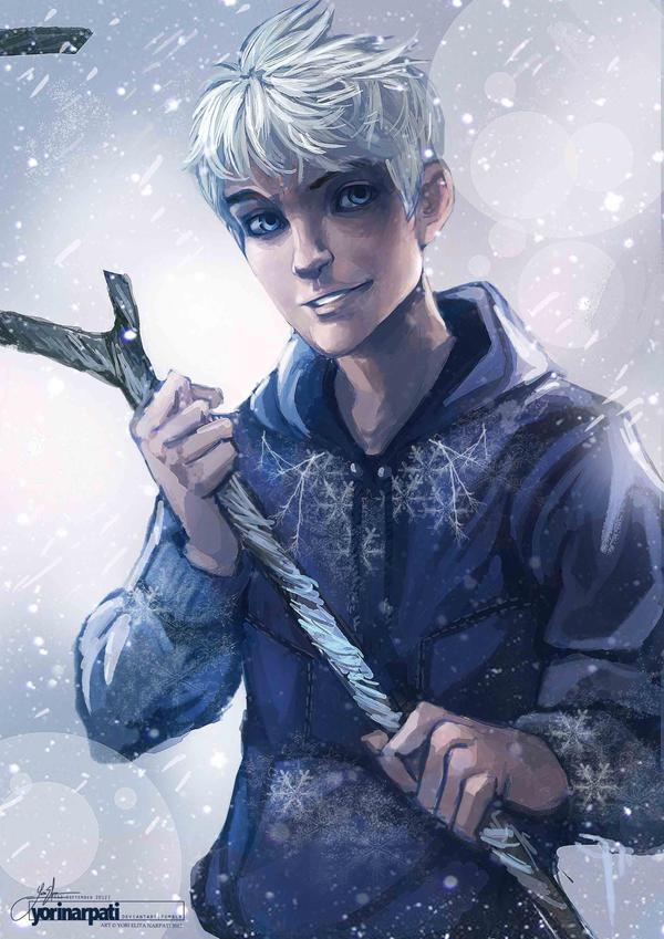 Jack Frost by YoriNarpati