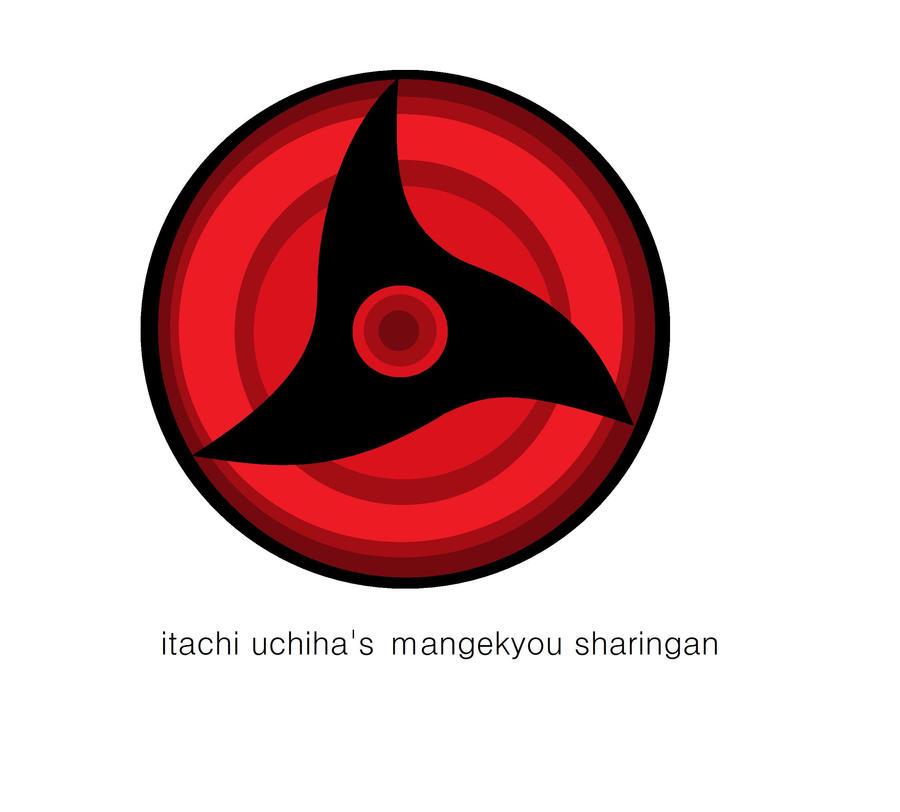 itachi's mangek...