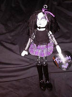 Tragedy Doll 1 by crisisnyc