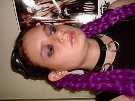 King Diamond Sophie Purple 1 by crisisnyc