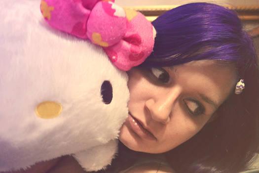 Dreamsicle Kitty