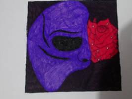 Phantom Artwork 01 by crisisnyc