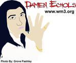 Damien Echols - Vector Art