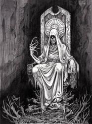 Hades by NathanRosario