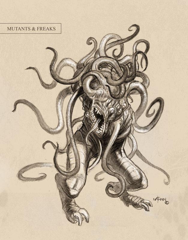 Creature concept 10 by NathanRosario
