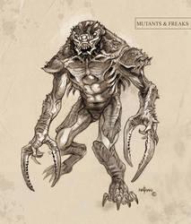 Creature Concept 12