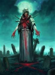 Vampire by NathanRosario