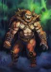 MotU Concept- Beastman
