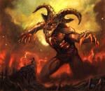Fire Colossus - Rift