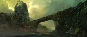 Ruin Eviroment Concept