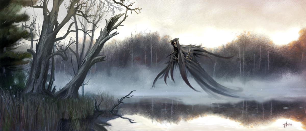 Fog-bog by NathanRosario