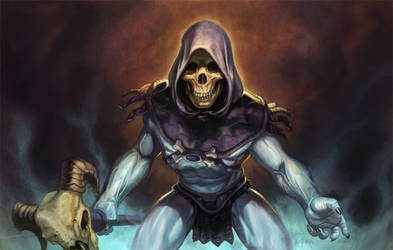 Skeletor MotU