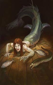 Mermaid - Feeding Time