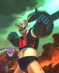 Mazinger Z - Punch